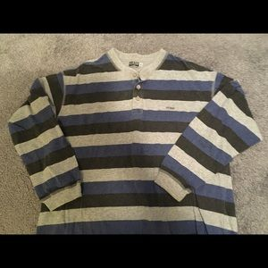 Guess pullover top Xl